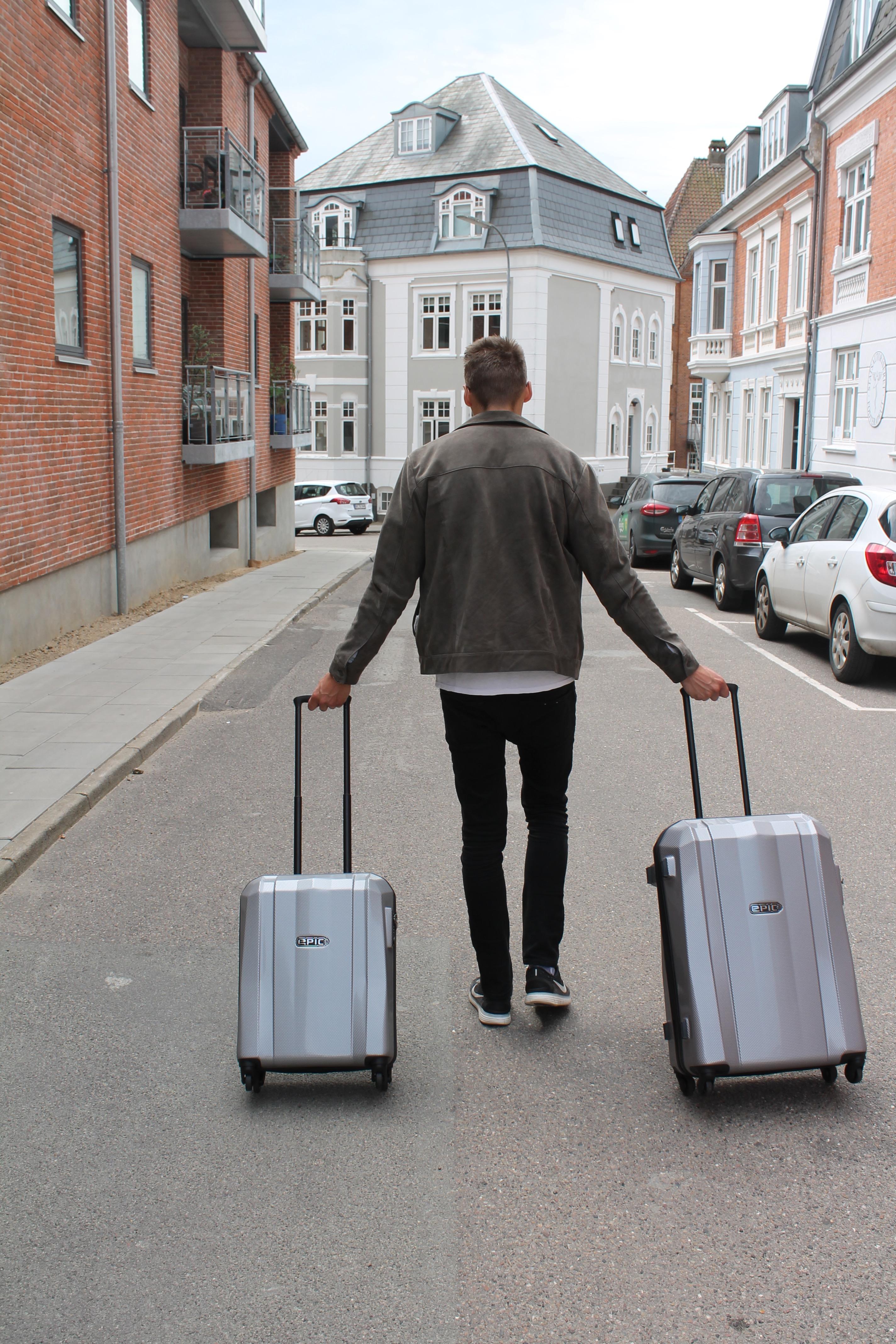 Kufferter med hjul